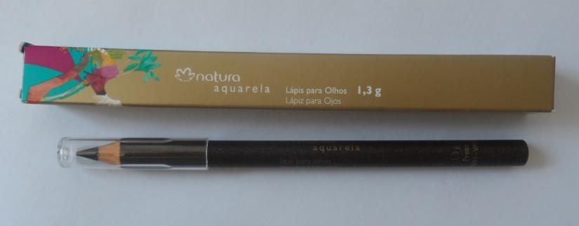 Lápis para Olhos Natura Aquarela - Preto (2)