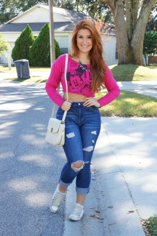 bia look blusa rosa